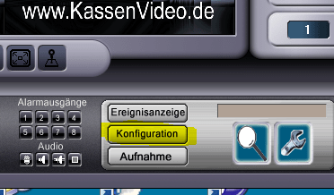 DVR-NET-Konfiguration