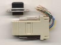 Serieller RJ45-RS232 Adapter