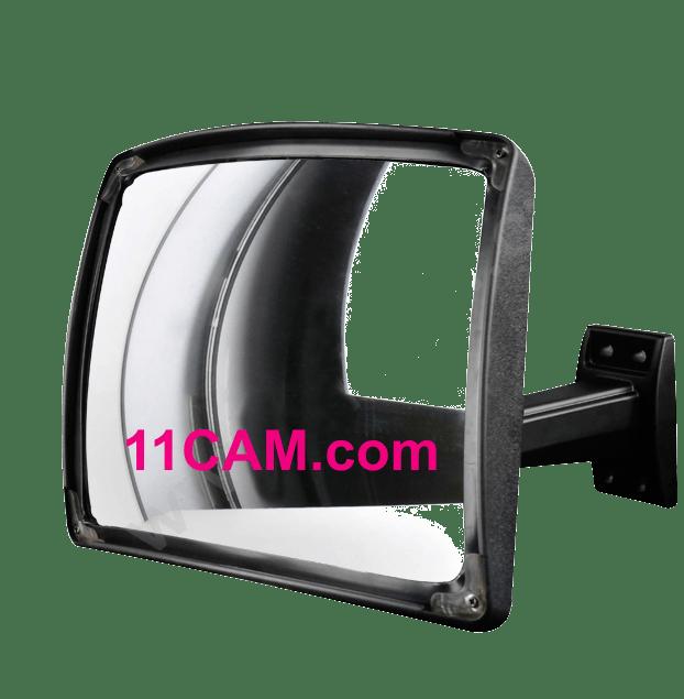 Verdeckte Kamera im Spiegel