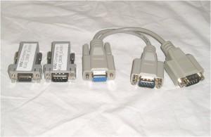 Y-Kabel POS-Drucker