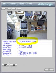 Auth-Image-AVIs-Tester