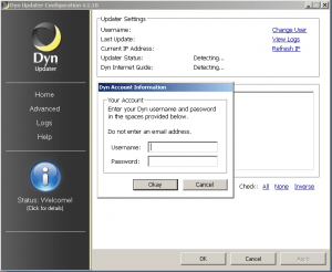 DynDNS-Updater