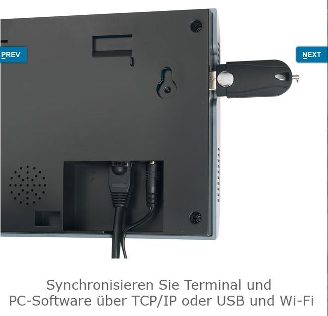 RFID-Zeiterfassung-Stempeluhr-Safescan-965-Anschlüsse