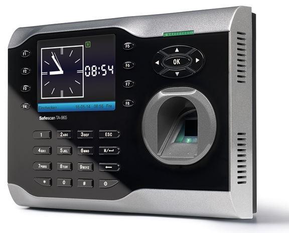 RFID-Zeiterfassung-Stempeluhr-Safescan-965