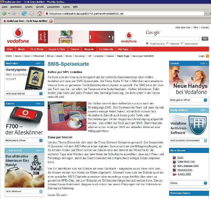 Vodafone-Tischbestellsystem-Apronti