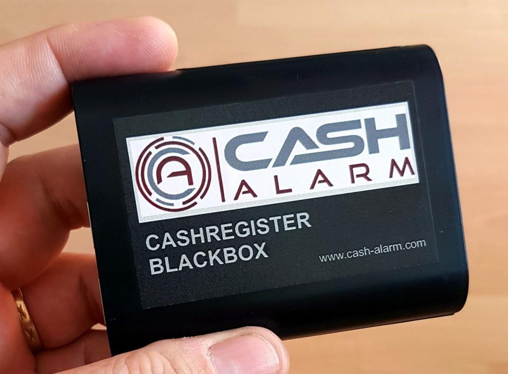 Cash-Alarm Blackbox für Registrierkassen