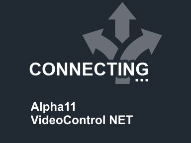 VideoControl-NET Alpha11 Netzwerkkameras-Software