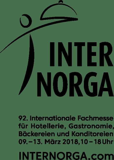 Digitale Speisekarte app2get auf der Internorga Gastronomie Messe in Hamburg