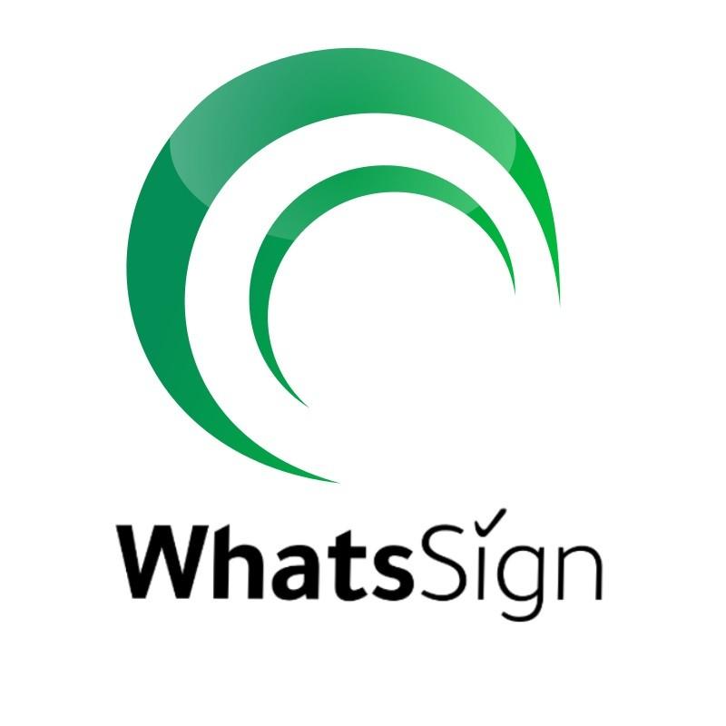 WhatsSign - Kunden online für die WhatsApp Nutzung unterschreiben lassen