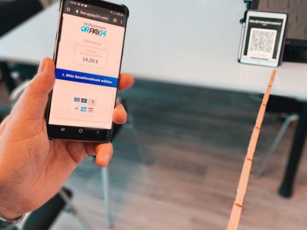 QRPay24 - mit QR-Codes Bezahlungen durchführen