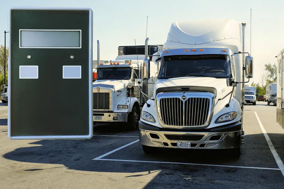 Apronti Logistik-Pager-Lösungen Alpha11